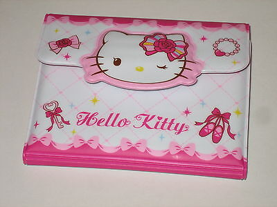 VERY COOL!! HELLO KITTY VINYL WALLET / COIN PURSE SANRIO LICENSED BRAND NEW!!