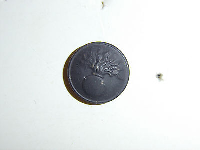 b2441 WW 1 French Infantry small button