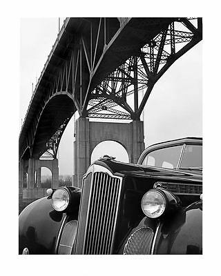 1940 Packard 110 Automobile Photo Poster zc5470-EZZFPS