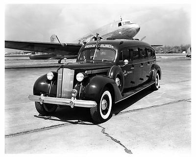 1938 Packard Limousine American Airlines Airplane Photo Poster zc5801-4JXLGR