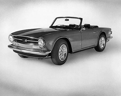 1973 Triumph TR6 Automobile Photo Poster zc6642-9T9XSM