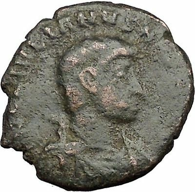 Julian II as Caesar 355AD Ancient Roman Coin Battle Phrygian Horse man i32829