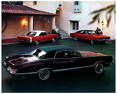 1969 Dodge Monaco Dart Swinger Charger Automobile Photo Poster zc7120-KQM45W