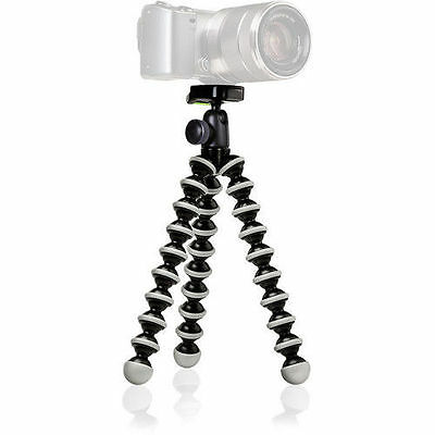 Joby GorillaPod Hybrid Flexible Mini-Tripod with Ball Head (Gray/Black)