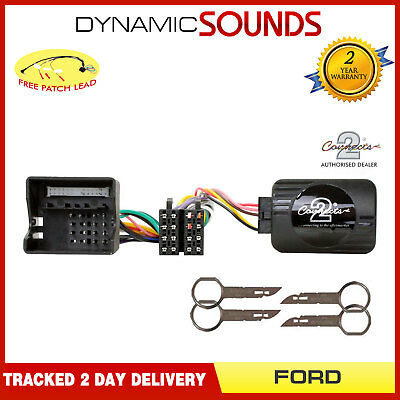 Steering Stalk Control ISO Adaptor Wiring Lead & Pins For FORD Transit 2006