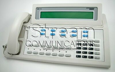 Get a loaner Mitel Superconsole 1000 while we repair and refurbish yours.