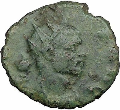 CLAUDIUS II Gothicus 268AD  Ancient Roman Coin Equality Fairness  i33001