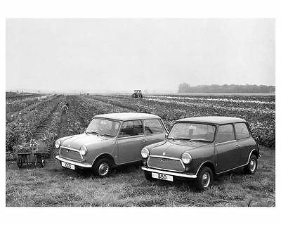 1976 Austin Mini 850 & 1000 Automobile Photo Poster zc7706-W8RAU4