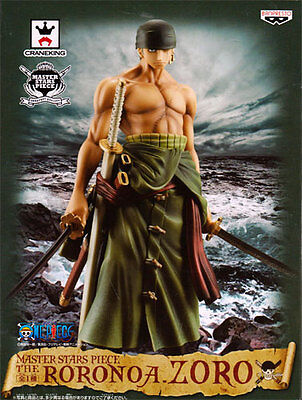 Banpresto Master Stars Piece MSP One Piece The New World Figure Roronoa Zoro