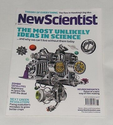 New Scientist Magazine 11Th September 2010 - The Most Unlikely Ideas In Science