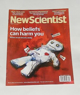 New Scientist Magazine 16Th May 2009 - How Beliefs Can Harm You/quantum Poker