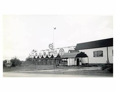 1941 Pure Oil Gas Station Factory Photo Anderson South Carolina Tiolene ch2382