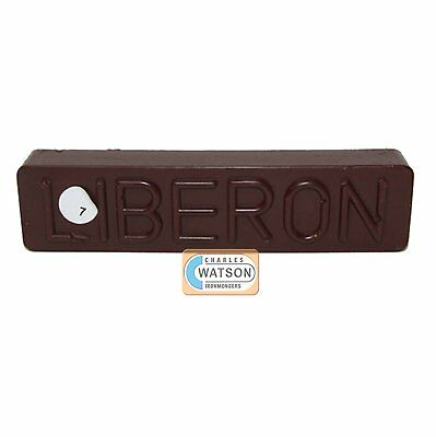 LIBERON 50g DARK MAHOGANY Wax Filler Wood Repair Stick Fix Cracks Splits Holes