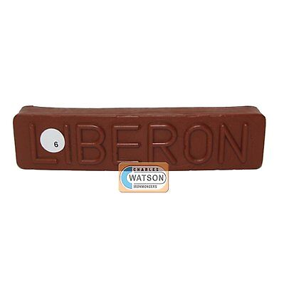 LIBERON 50g TEAK Wax Filler Wood Repair Stick Fix Furniture Cracks Splits Holes