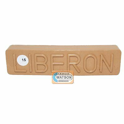 LIBERON 50g LIGHT PINE Wax Filler Wood Repair Stick Fix Furniture Cracks Splits