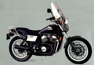 1984 Honda Ascot Factory Photo c1073-LMNYLY