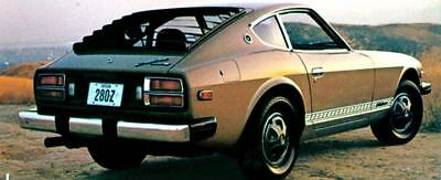 1976 Datsun 280Z Factory Photo c1293-ZVVWQ8