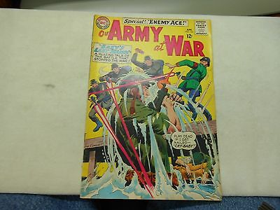 Our Army At War Easy Company  1965 No 153 Comic Books Dc