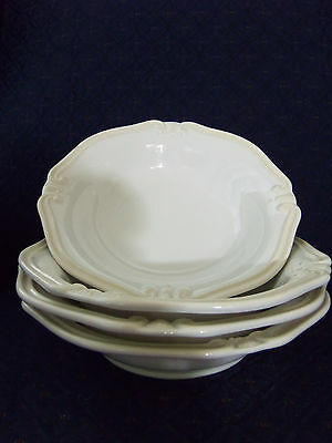 FREE S&H Lenox Trattoria Pasta Soup Bowls Set Of 4 Matching Butler's Pantry NWT