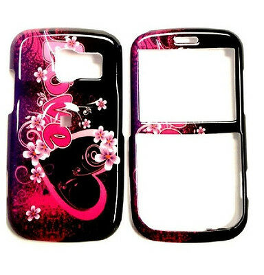 Love Heart Faceplate Cover Phone Case for Pantech Link P7040P P7040