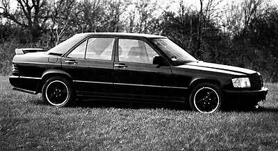 1986 Mercedes Benz AMG 190E Factory Photo c2824-MUTH63