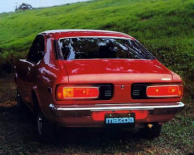 1977 Mazda 808 Coupe Factory Photo c3085-MU1TJN