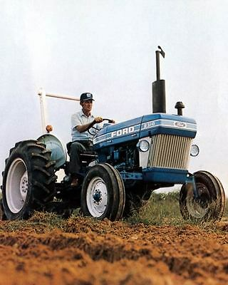 1975 ? Ford 2310 Tractor Factory Photo c3617-BK3WZI