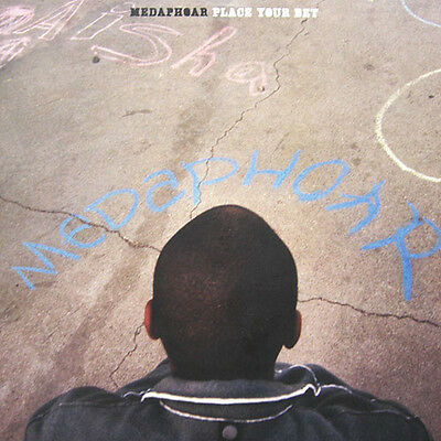 """Medaphoar - Place Your Bet 7""""  STH7020"""