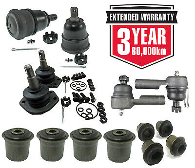 Kit 1. Torana LH LX UC Tie rod Ball joint Bush Control Arm Suspension kit