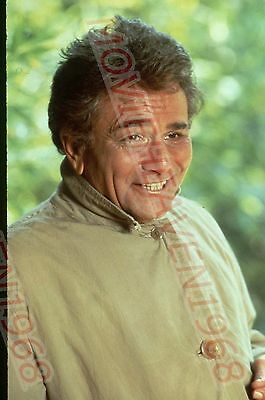Peter Falk Columbo 35Mm Slide Transparency Negative  Photo 2365