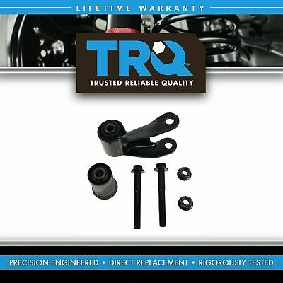 Rear Leaf Spring Shackle Bracket Repair Kit for Chevy GMC Pickup Truck Van