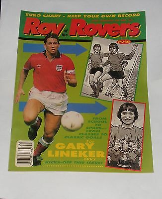 Roy Of The Rovers Comic 20Th June 1992