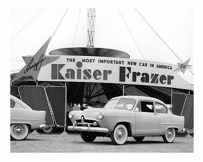 1951 Kaiser Frazer Henry J Factory Photo c6079-UFWRFV