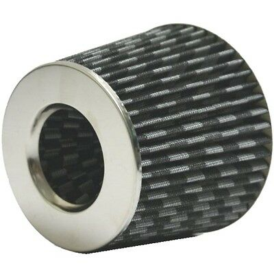 Carbon Easy Fit Universal Car Air Filter - Performance Sound Inverted Intake Kit