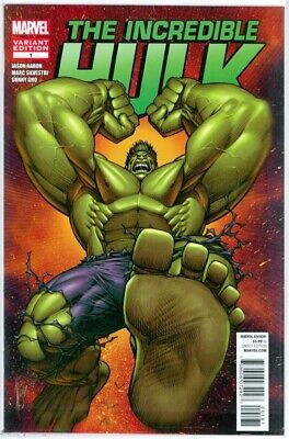 Incredible Hulk #1 Dale Keown Retail Variant 1:50 Nm Marvel Comics