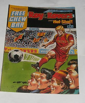 Roy Of The Rovers Comic 27Th May 1989