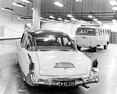 1954 Willys Overland Prototype Factory Photo c7644-WCGN66