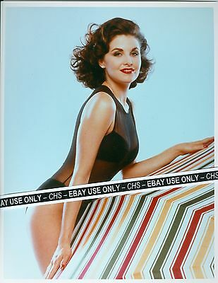 "SHERILYN FENN SEXY!! EARLY COLOR 8x10 PHOTO ""GILMORE GIRLS"" ""RUDE AWAKENING"""