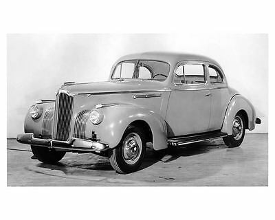 1941 Packard 120 Business Coupe Factory Photo c8341-77UJDV