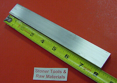 "1/2"" X 1-1/2"" ALUMINUM 6061 T6511 SOLID FLAT BAR 8"" long .500"" New Mill Stock"
