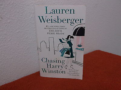 Chasing Harry Winston by Lauren Weisberger (2010, Paperback)