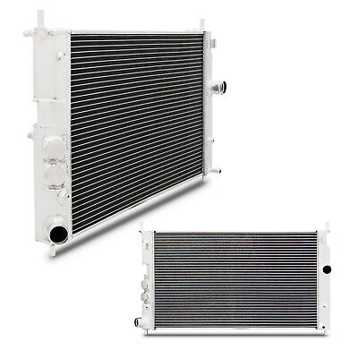 40mm HIGH FLOW ALLOY RACE RADIATOR RAD FOR VAUXHALL OPEL VECTRA B 1.6 1.8 2.0 V6