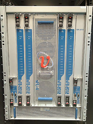Voltaire DDR InfiniBand ISR 2012 Grid Director !!Fully Loaded!!