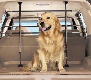 Heavy Duty Universal Car Pet/Dog Barrier Wall Grill - Safety Guard For Dogs