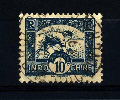 INDO-CHINA - INDOCINA - 1931-1939 - Semina del riso