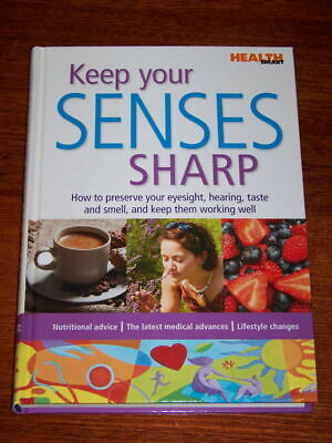 """Keep Your Senses Sharp"" *NEW* HC by Reader's Digest"