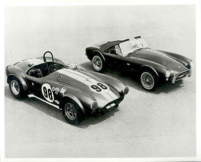 1965 Ford Shelby Cobra 289 Roadster Factory Photo u1176-6T4FI4