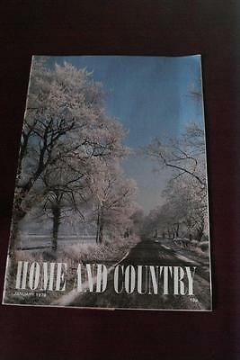 HOME AND COUNTRY Jan 1979. The Trojan Mares Denman Cup Winner-