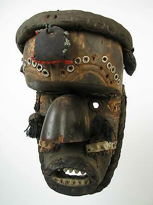 GothamGallery Fine African Art - Ivory Coast We Guere Tribal Mask T