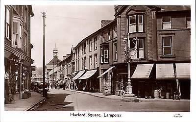 Lampeter. Harford Square by Rees.